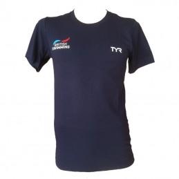 T-Shirt British Donna Tyr